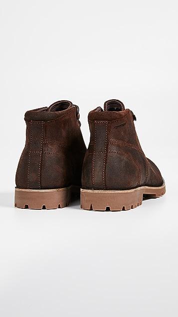 Wolverine 1883 Cort Waterproof Suede Chukka Boots