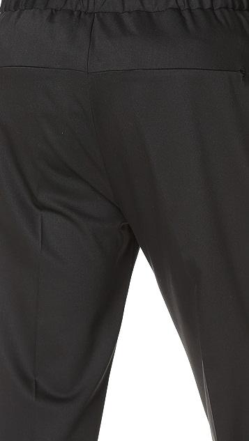 Won Hundred Carter Elastic Waist Trousers