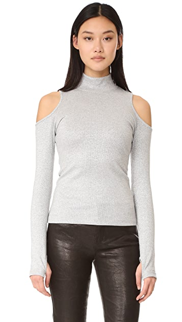 Won Hundred Simona Cold Shoulder Sweater