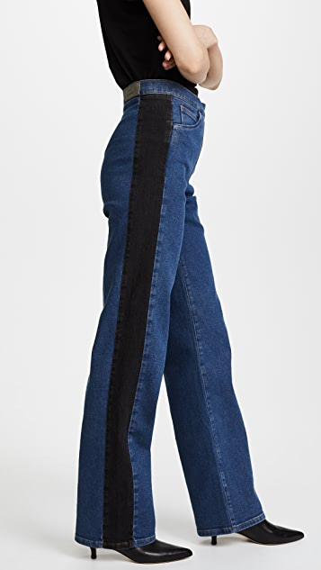 Won Hundred Kiera Panel Jeans