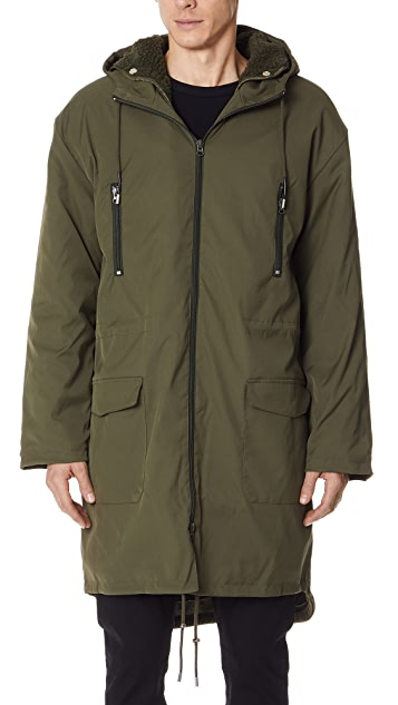 Won Hundred Phil Parka