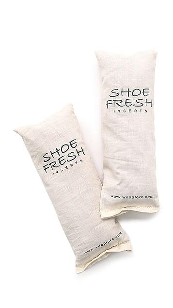 Woodlore Shoe Fresh Inserts