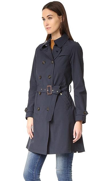 Woolrich W's Fayette Trench Coat