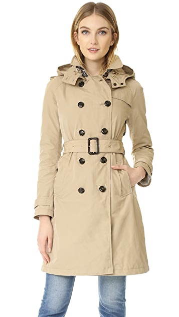 Woolrich Fayette City Trench Coat