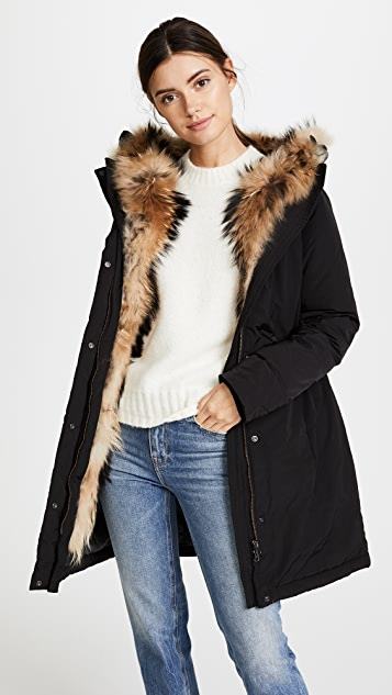 Woolrich Luxury Boulder Coat