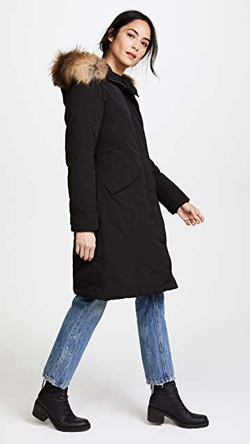 Woolrich Luxury Long Parka