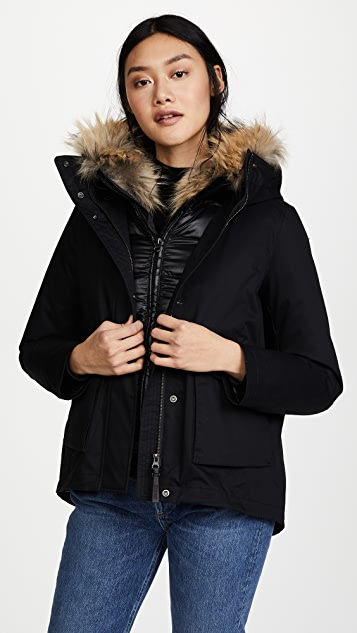 Woolrich 3 in 1 Military Coat