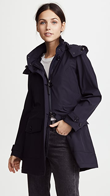 Woolrich Stretch Parka - Classic Navy