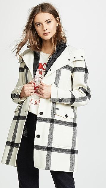 Woolrich 3 in 1 Marcy Coat