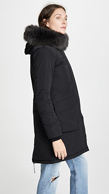 Woolrich W's Military Parka