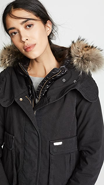Woolrich 3 in 1 Winola Short Parka