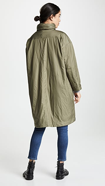 Woolrich Fairview Over Coat