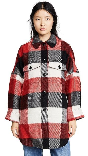 Woolrich W's Buffalo Coat