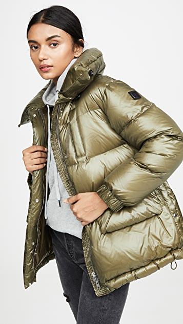 W's Alquippa Puffy Jacket by Woolrich