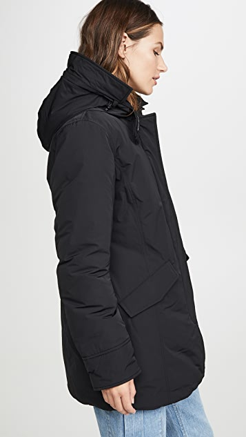 Woolrich W's Shearling Arctic Parka