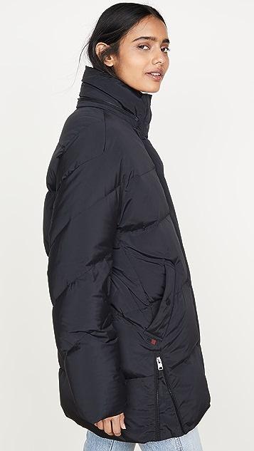 Woolrich Пуховое пальто W's Aurora