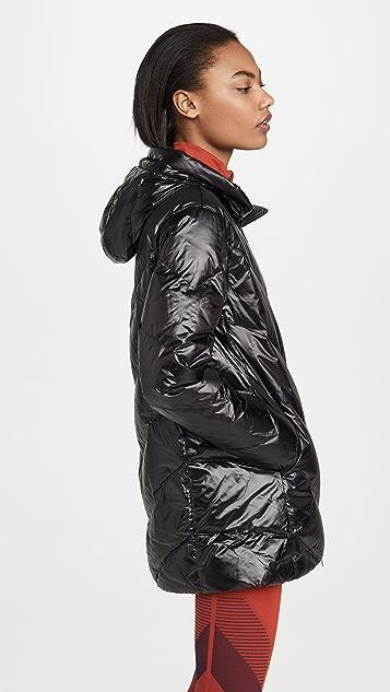 Woolrich Magnolia 连帽夹克