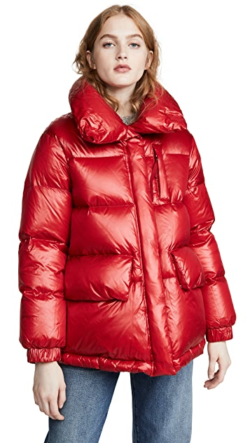 Woolrich Alquippa Puffy 夹克