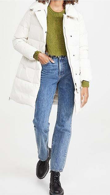 Woolrich Vail 绗缝大衣