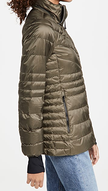 Woolrich Tech Hooded Jacket