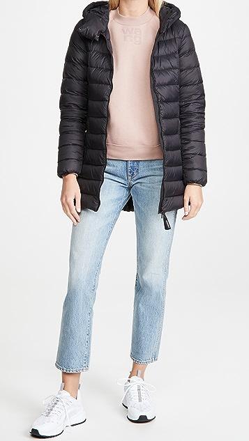 Woolrich Eco 连帽夹克