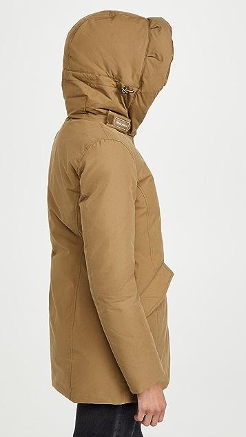 Woolrich Eco Bryd Cloth 派克大衣