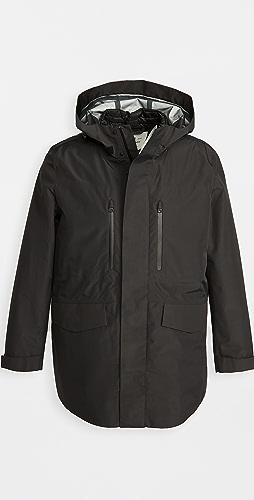 Woolrich - 3-in-1 Tech Carcoat Parka