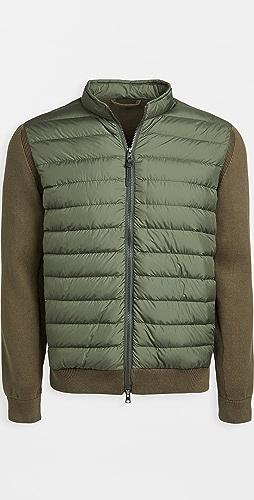 Woolrich - Knit Full-Zip Track Jacket