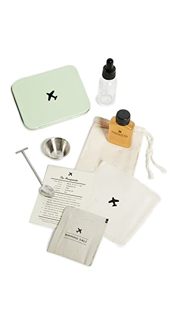 W&P Design The Margarita Carry On Cocktail Kit