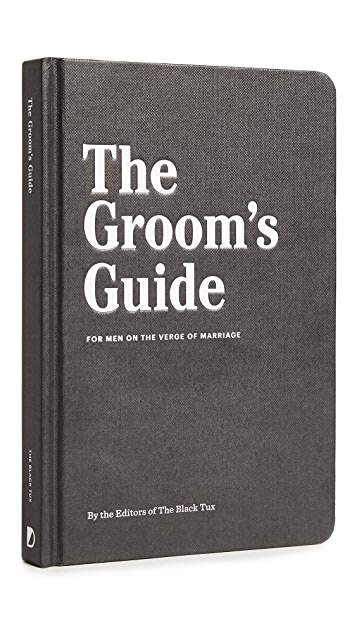 W&P Design The Groom's Guide Book