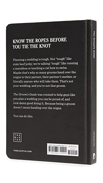 W&P The Groom's Guide Book