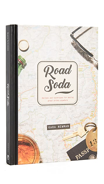 W&P Road Soda Book