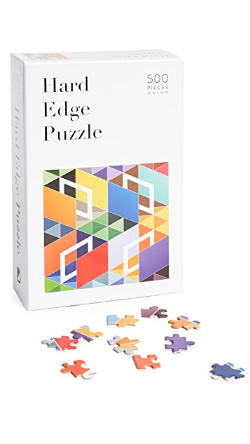 W&P Design Hard Edge Puzzle