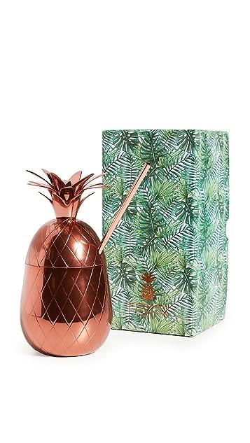 W&P Large Pineapple Tumbler