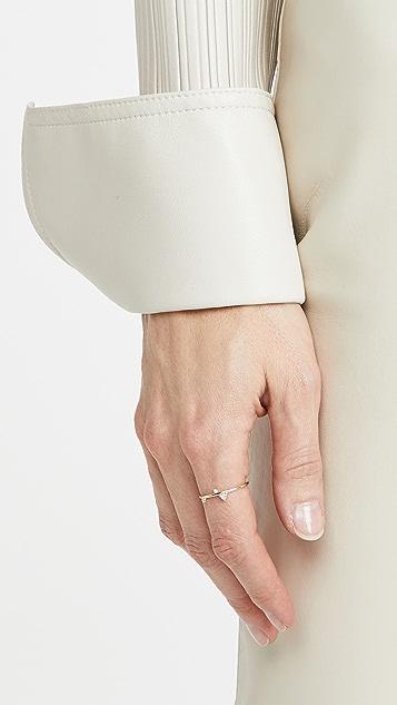 Wwake Mini Three-Step Ring