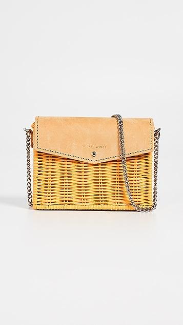 Wicker Wings Mini Shou Bag