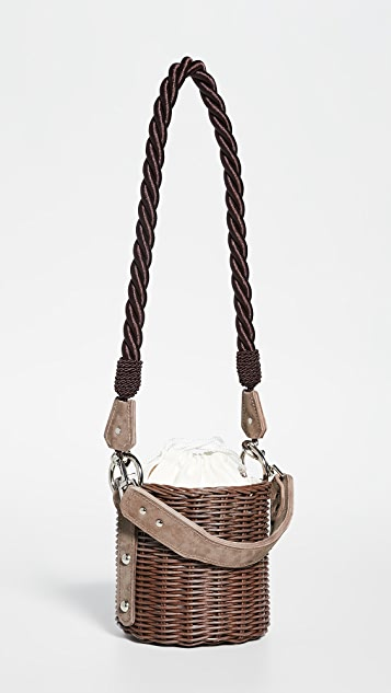 Wicker Wings Lu Bag