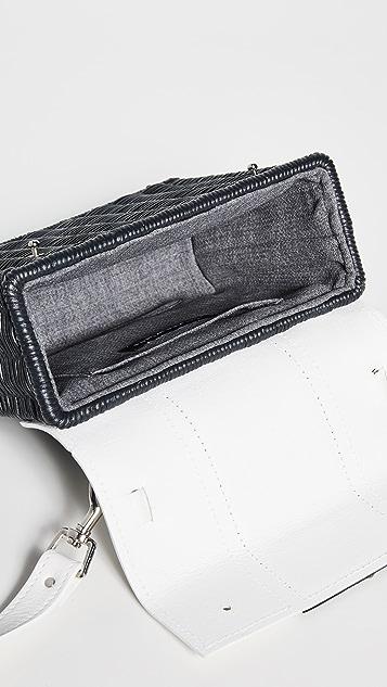 Wicker Wings Two Tone Kuai Bag