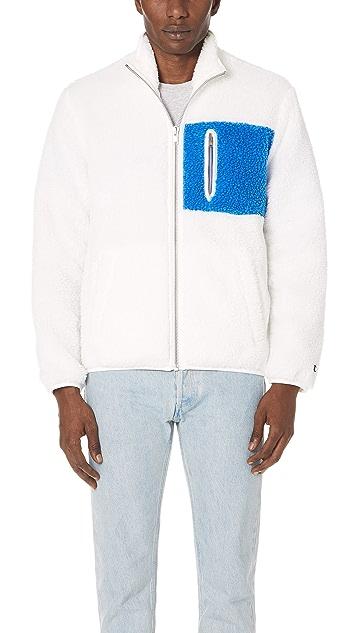 Wood Wood x Champion Jacket