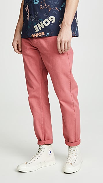Wood Wood Wes Colored Jeans