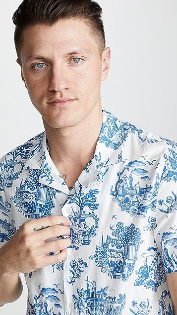 Wood Wood Brandon Shirt