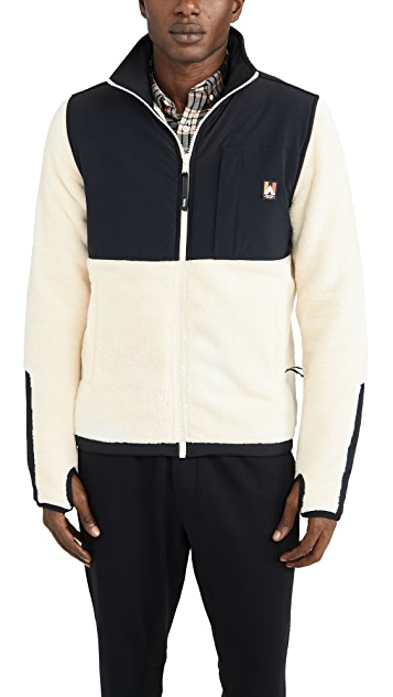 Wood Wood Hannes Fleece Zip Jacket