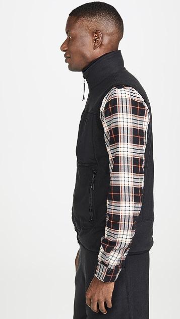 Wood Wood Olaf Fleece Vest