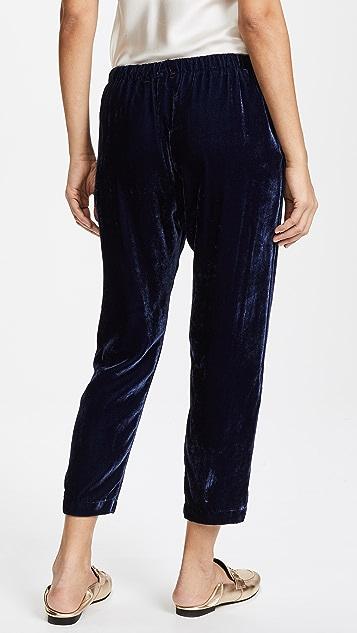 XIRENA Dash Velvet Pants