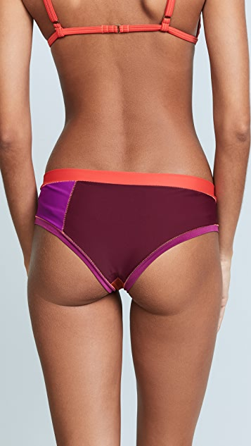 XIRENA Seaside Brinkley Bikini Bottoms