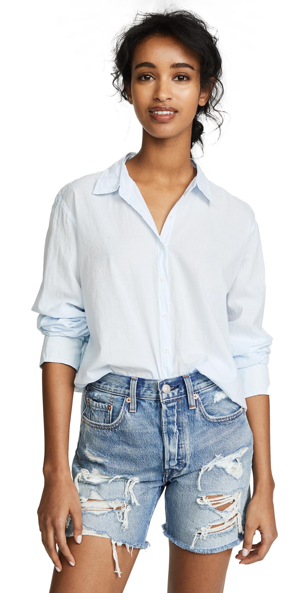XIRENA Beau Button Down Shirt