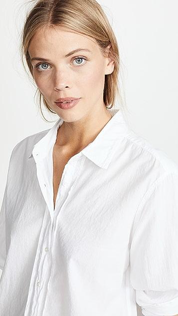 XIRENA Рубашка на пуговицах Jagger