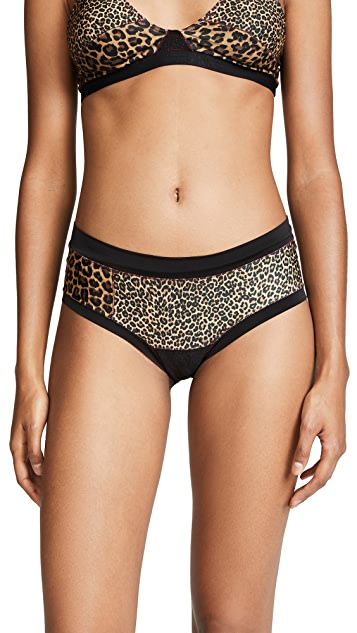 XIRENA Stay Wild Cleo Panties