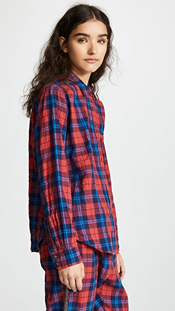 XIRENA Ashton Button Down