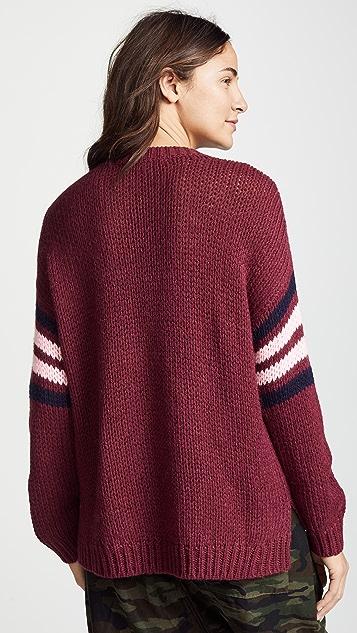 XIRENA Alpaca Ski Sweater